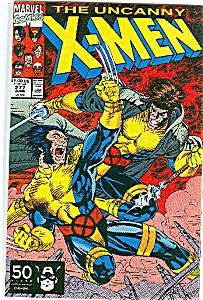 X-Men - Marvel comics - # 277 June 1991 (Image1)