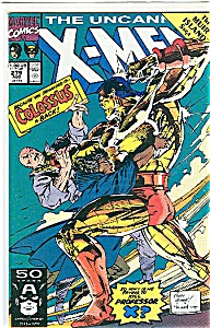 X-Men -marvel comics  # 279  Aug. 1991 (Image1)