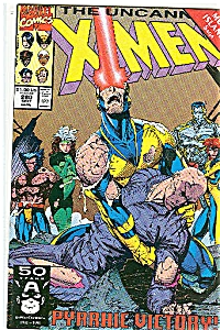 X-Men - Marvel comics - # 280  Sept. 91 (Image1)