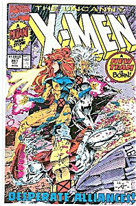 X-Men - marvel comics -  # 281 Oct. 1981 (Image1)