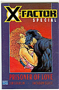 X-Factor special - Marvel comics - 1990 (Image1)