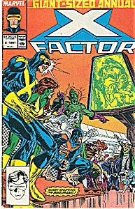 X-Factor - Marvel comics - # 2  1987 (Image1)