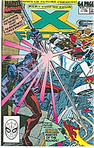 X-Factor-Marvel comics - # 5   1990 (Image1)
