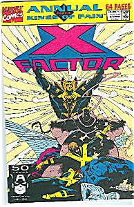 X-Factor annual - Marvel comics # 6 1991 (Image1)