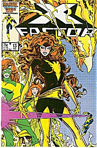 X-Factor - Marvel comics - Feb. 1987  # 13 (Image1)