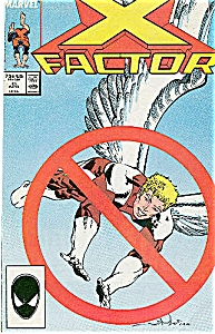 X-Factor - Marvel comics - # 15  April 1987 (Image1)