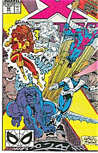 X-Factor - Marvel comics - # 50   Jan 1990 (Image1)