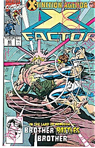X-FActor - Marvel comics - #60  Nov. 1990 (Image1)