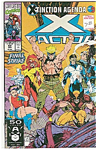 X-Factor - Marvel comics - # 62 Jan.1991 (Image1)
