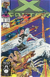 X-Factor - Marvel comics - # 63  Feb. 91 (Image1)
