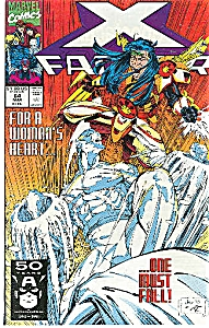 X-Factor - Marvel comics - # 64  march 1991 (Image1)
