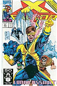X-factor - Marvel comics.  # 67 - June 1991 (Image1)