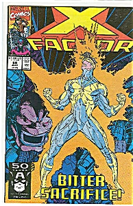 X-Factor - Marvel comics - # 68 July 1991 (Image1)