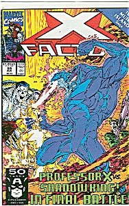 X-Factor - Marvel comics-  # 69 August 1991 (Image1)