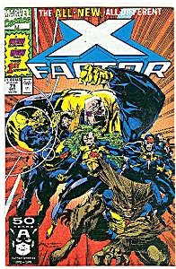 X-Force - Marvel comics - # 71  Oct. 91 (Image1)