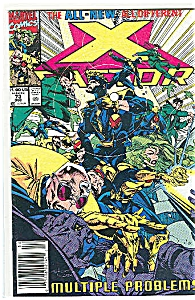 X-Force - Marvel comics -  # 73  Dec. 1991 (Image1)