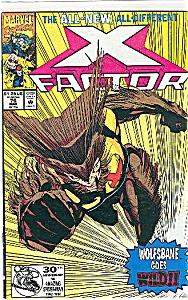 X=Force - Marvel comics - # 76  March 1992 (Image1)