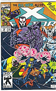 X-Force - Marvel comics  -  # 78 May 1992 (Image1)