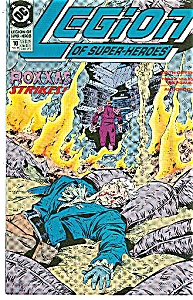 Legions of Super-Heroes- DC comics - # 10 Aug.90 (Image1)