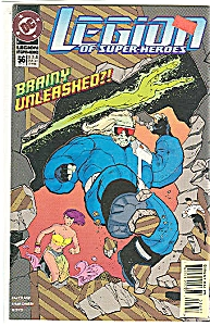 Legion of super heroes - DC comics.  #56 Apr. 94 (Image1)
