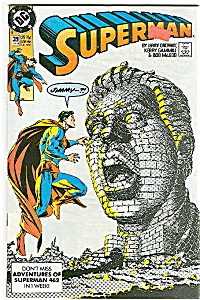 Superman - DC comics  Jan. 1990  # 39 (Image1)