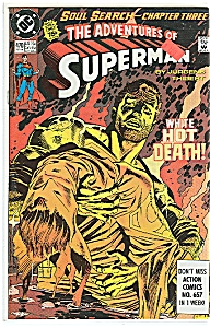 Superman - DC comics - # 470  Sept.90 (Image1)