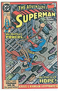 Superman = DC comics - # 472  Nov.90 (Image1)