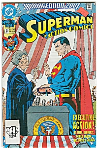 Superman - DCcomics  # 3 =1991 Annual (Image1)