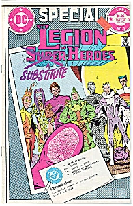 Legion of super-heroes -DC  Comics - No. 1 - 1985 (Image1)