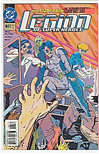 Legion of super-heroes=DC comics =-65     Feb. 95 (Image1)