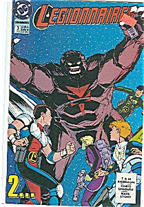 Legionnaires - DC  comics  # 3June 1993 (Image1)