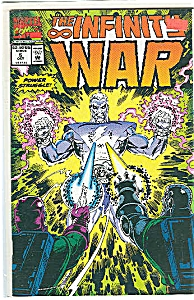 The Infinity  War - Marvel comics.  # 5 O ct.  92 (Image1)