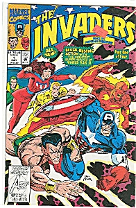 The Invaders - Marvel comics.  # 1  May 1993 (Image1)