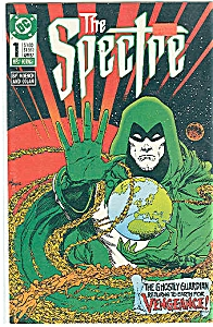 The Spectre - DC comics.  # 1  April 1987 (Image1)
