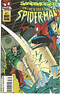 Untold tales of Spider-man -Marvel comics Nov. 95 (Image1)