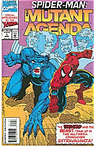 Spider-Man - Marvel comics - # 1  March 1994 (Image1)