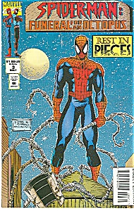 Spider-Man -   Marvel comics -  # 3  May 1995 (Image1)
