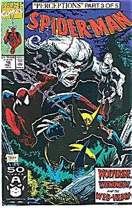 Spider-Man   Marvel comics -  # 10    May  1991 (Image1)