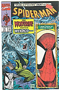 Spider-Man   Marvel comics  # 11 June   1991 (Image1)