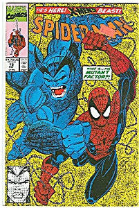 Superman - Marvel comics.  # 15  Oct.  1991 (Image1)