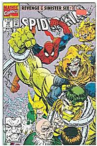 Spider Man   Marvel comics.   #19  Feb. 1992 (Image1)