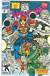 Spider-Man  -Marvel comics  # 20  March  1992 (Image1)