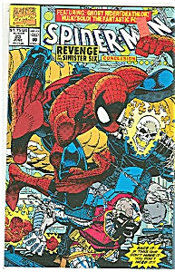 Spider-Man    Marvel comics   # 23  June 1992 (Image1)