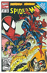 Spider man     Marvel comics - # 24   July 1992 (Image1)