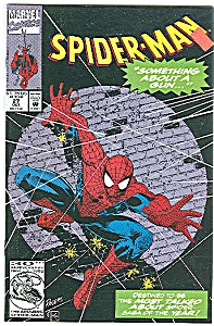 Spider-Man  Marvel comics - # 27  Oct. 1992 (Image1)