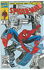 Spider-Man - Marvel comics - # 28 Nov. 92 (Image1)
