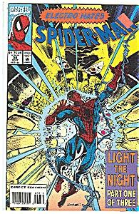 Spiderman,  Marvel  comics - # 38  Sept. 1993 (Image1)