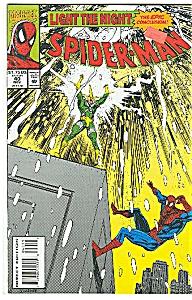 Spiderman  -  Marvel comics - Nov. 1993  # 40 (Image1)
