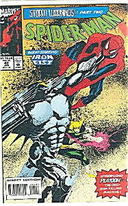 Spiderman - Marvel comics - # 42  Jan. 1994 (Image1)