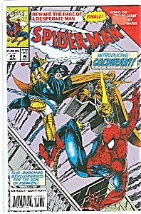 Spiderman  = Marvel comics - # 49  Aug. 1994 (Image1)